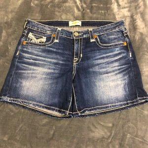 NWOT🌟Big Star Jean Shorts Size 29